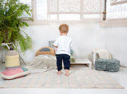 LORENA CANALS MACHINE WASHABLE KIDS RUG - NOTEBOOK