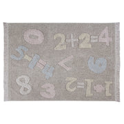 LORENA CANALS MACHINE WASHABLE KIDS RUG - NUMBERS