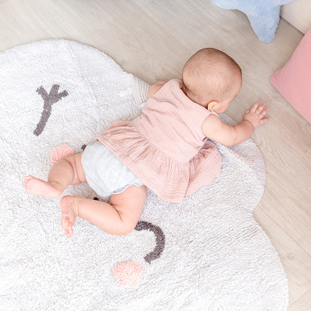 LORENA CANALS SILHOUTTE HAPPY CLOUD WASHABLE RUG