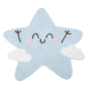 LORENA CANALS SILHOUTTE HAPPY STAR WASHABLE RUG