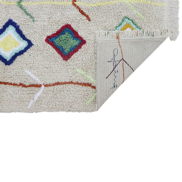 Lorena Canals Machine Washable Rug - Mini Kaarol