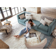 Lorena Canals Woolable Rug - Into the Blue