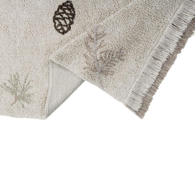 Lorena Canals Machine Washable Rug - Pine Forest