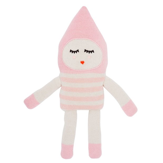 LUCKY BOY SUNDAY SOFT DOLL TOY - BONBON ROSE