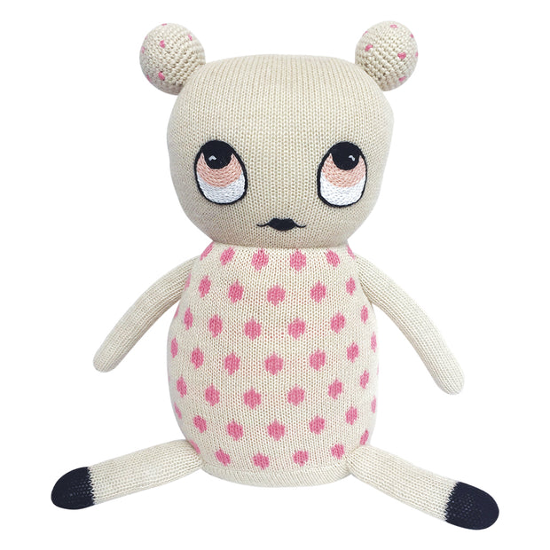 LUCKY BOY SUNDAY SOFT DOLL TOY - BUNTY
