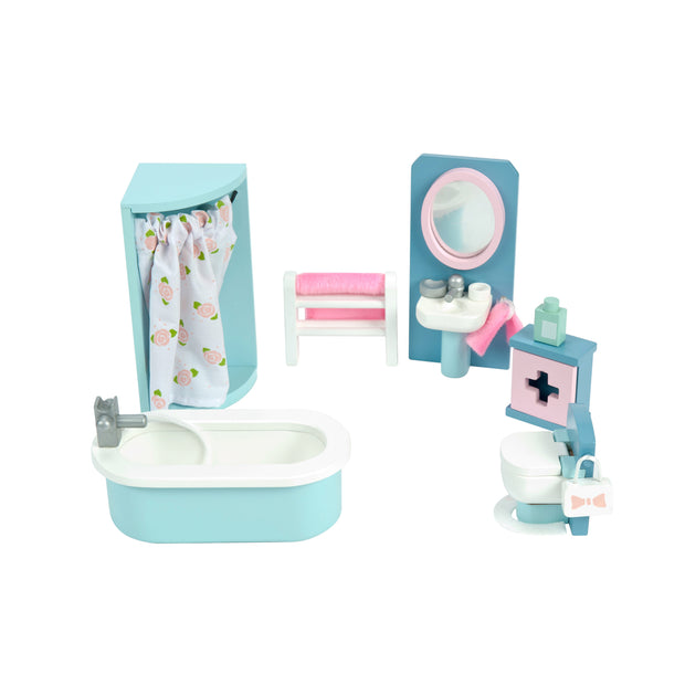 LE TOY VAN DAISYLANE FURNITURE SET - BATHROOM SET