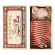Maileg Mouse in a Matchbox - Big Sister