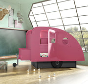 Mathy By Bols Caravan Childs Single Bed - Colour Lacquer (20+ Colours)