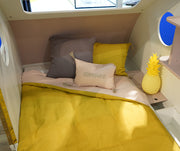 MATHY BY BOLS CARAVAN SINGLE BED - COLOUR LACQUER (20+ COLOURS)
