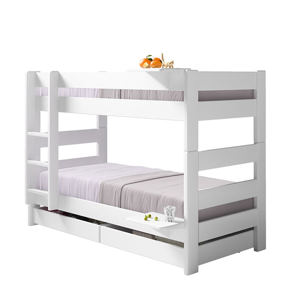 Mathy By Bols Dominique Bunk Bed - Colour Lacquer (20+ Colours)