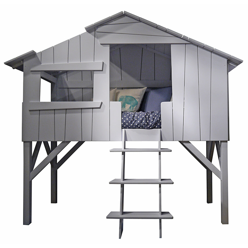 Picture of: Mathy By Bols Treehouse Single Bed Colour Lacquer 20 Colours Josh Jenna