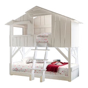 MATHY BY BOLS TREEHOUSE BUNK BED - COLOUR LACQUER (20+ COLOURS)