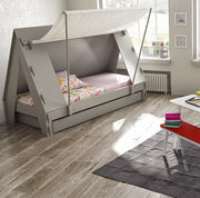 MATHY BY BOLS  SINGLE BED TENT  - COLOUR LACQUER (20+ COLOURS)