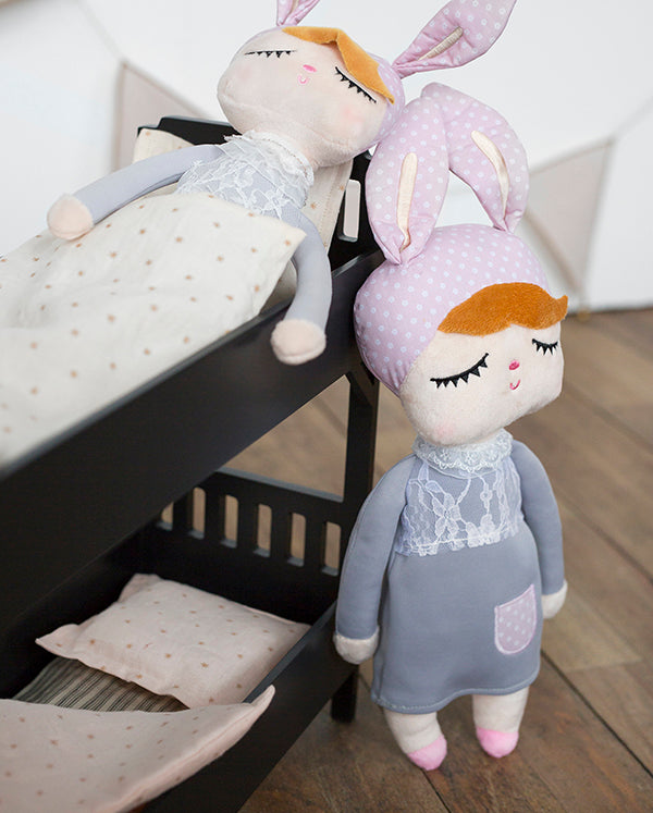 MINIROOM LARGE RABBIT DOLL - GREY
