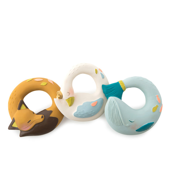 Moulin Roty Goose Teething Ring