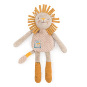 Moulin Roty Rattle Comforter - Lion