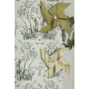 Jimmy Cricket Wallpaper - Garden Barley Beige