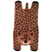 LITTLE CHEETAH COTTON RUG
