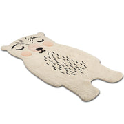 ODINO BEAR COTTON KIDS RUG