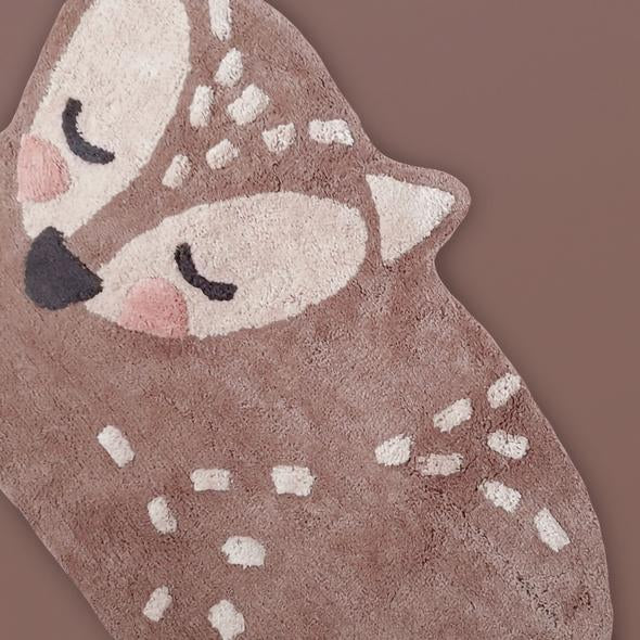 LITTLE DEER COTTON RUG