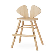 NOFRED MOUSE CHAIR JUNIOR - OAK (3 - 9 YEARS)