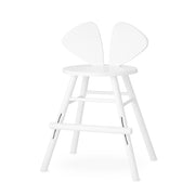 NOFRED MOUSE CHAIR JUNIOR - WHITE (3 - 9 YEARS)
