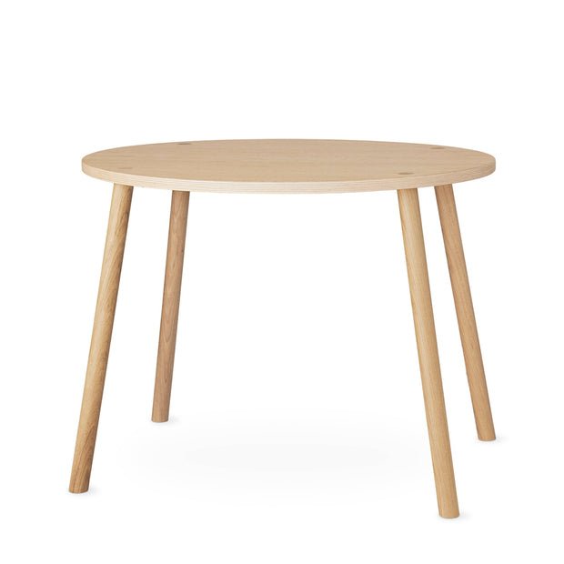 NOFRED KIDS MOUSE SCHOOL TABLE - OAK (6 - 10 YEARS)