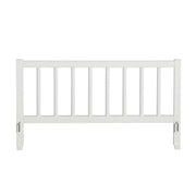 Oliver Furniture Wood Junior Bed (90x160 / 200cm) - White/Oak