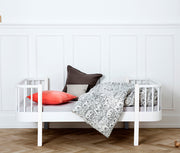 Oliver Furniture Wood Junior Bed (90x160 / 200cm) - White