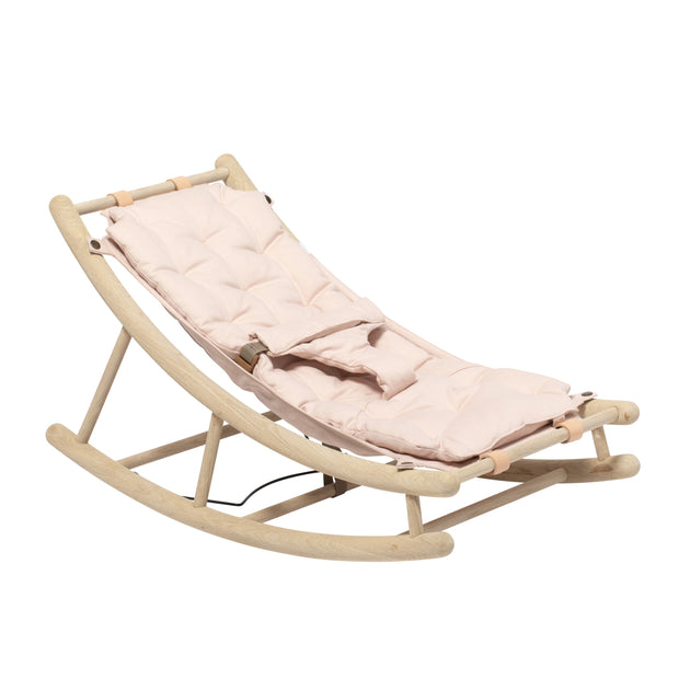 Oliver Furniture Wood Baby & Toddler Rocker - Oak | Rose