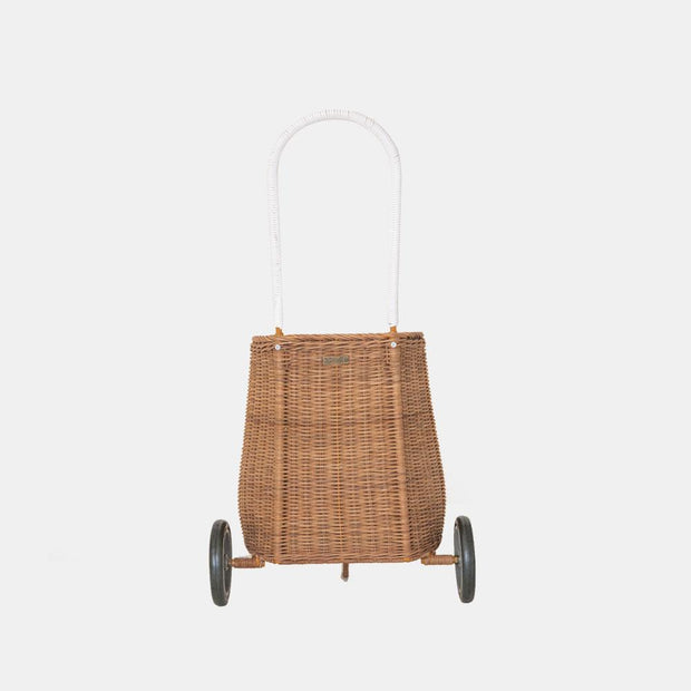 Olli Ella (Medium) Luggy Basket - Natural