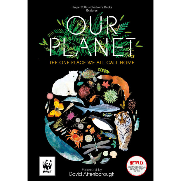 Our Planet - Nature Book