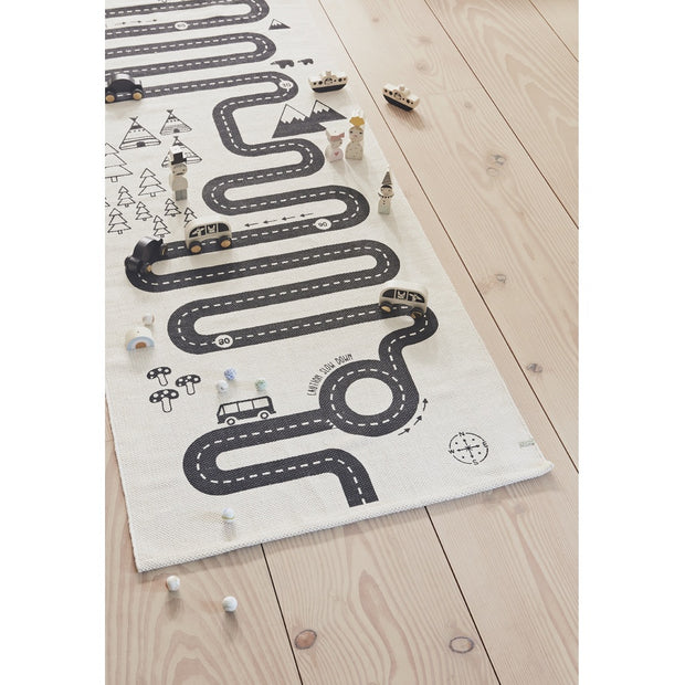 OYOY Adventure Rug - Off White