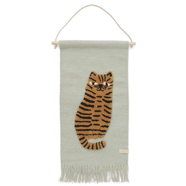OYOY TIGER WALL HANGER