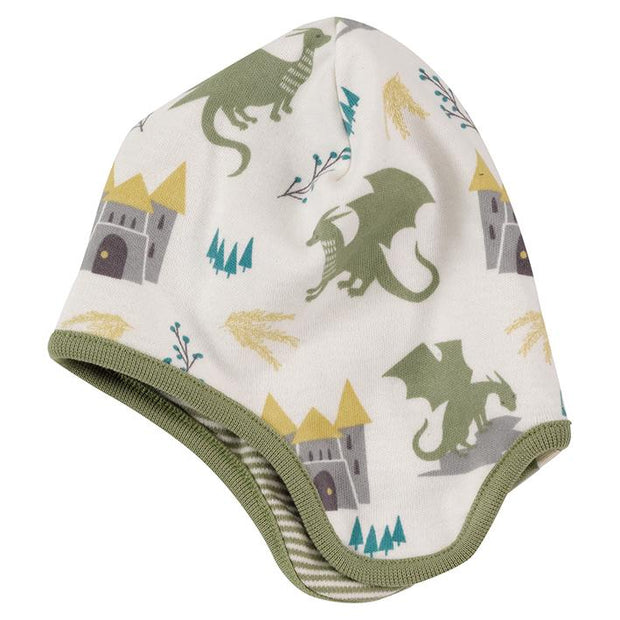 PIGEON ORGANICS BONNET - FAIRYTALE DRAGONS