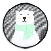 PLAY & GO SOFT - POLAR BEAR