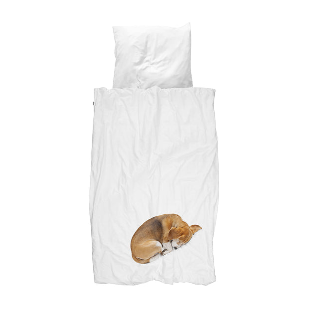 Snurk Bob The Dog Organic Bedding Set