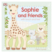 SOPHIE THE GIRAFFE MY FIRST BOOK - SOPHIE & FRIENDS