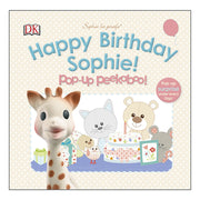 SOPHIE THE GIRAFFE MY FIRST BOOK - HAPPY BIRTHDAY