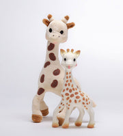 SOPHIE THE GIRAFFE SOFT TOY GIFT SET