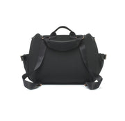 Storksak Poppy Luxe Scuba Baby Changing Bag - Black