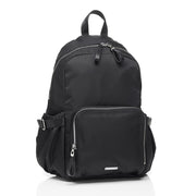 Storksak Hero Backpack Baby Bag - Black
