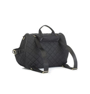 Storksak Poppy Quilted Baby Changing Bag - Black