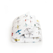 Airplane Bedding Set - Single