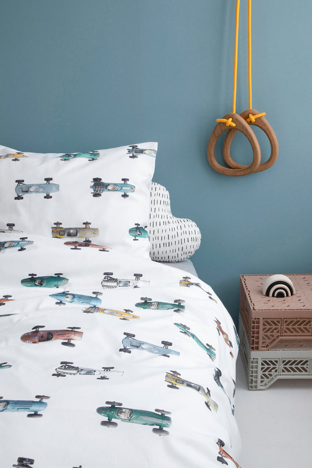 Race Car Bedding Set - Single