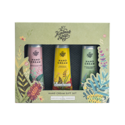 The Handmade Soap Company Hand Cream Trio Gift Set