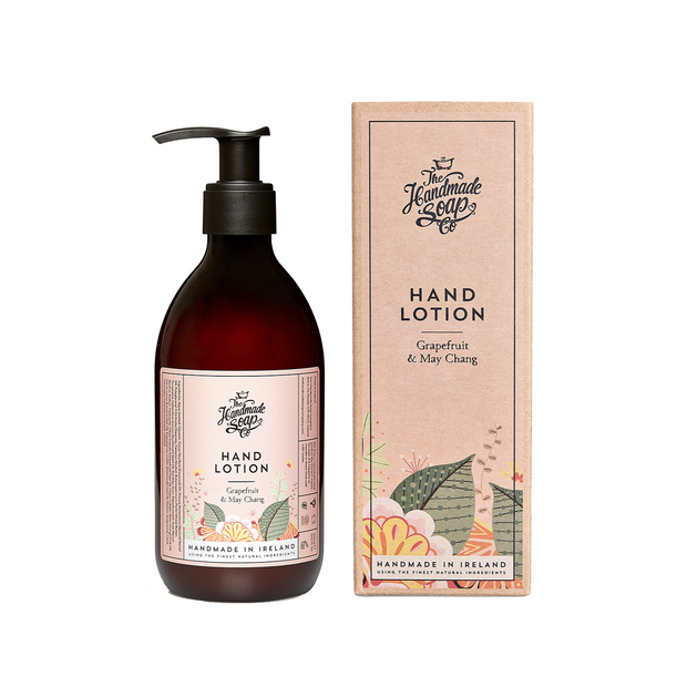 The Handmade Soap Company Hand Lotion - Grapefruit & May Chang