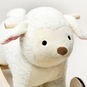 Vilac 2 In 1 Plush Rocking Sheep