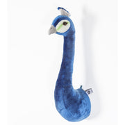 WILD & SOFT WALL TOY - ELLIOT THE PEACOCK