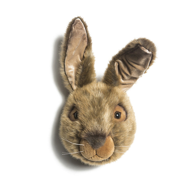 WILD & SOFT WALL TOY - LEWIS THE HARE